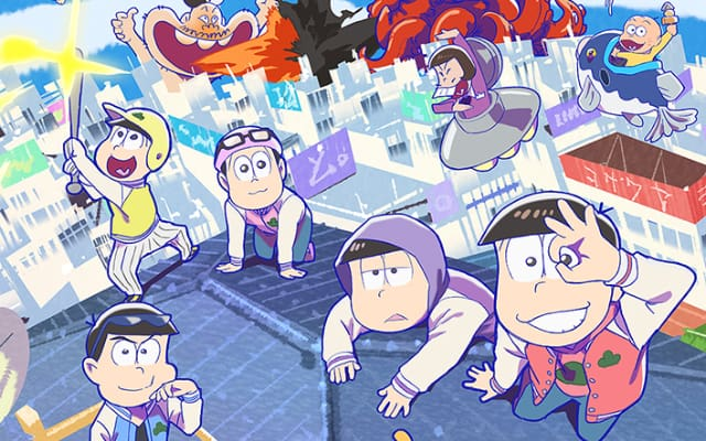 おそ松さん3期2020アニメ無料動画見逃し配信フルを1話~全話視聴できる公式サイトまとめ